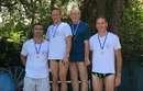 Championnats régional des Maitres à ORSAY le 27 mai 2018
